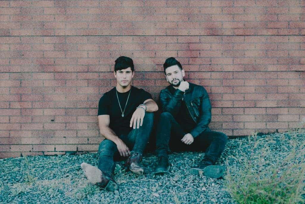 Alclair Artists Dan and Shay - Custom in-ear monitor artists