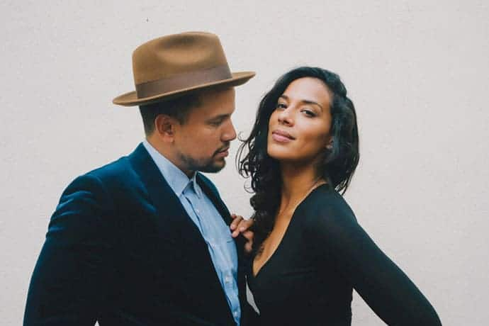 Johnnyswim alclair artist RSM, Studio4, Spire in-ear monitors